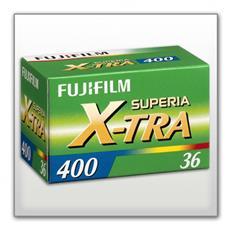 1 Fujifilm Superia X-tra 400 135/36
