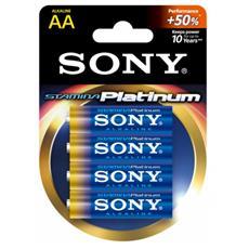 Batterie Alkaline Stamina 4pcs Lr6 Aa 1.5v