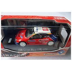 1599 Citroen Xara Wrc 2004 1/43 Modellino
