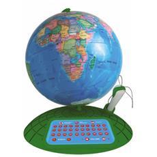 I'M A Genius Super Mappamondo Elettronico Kids RICONDIZIONATO