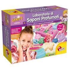 Lisciani I'm a Genius Laboratorio di Saponi Profumati