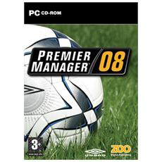 PC - Premier Manager 08