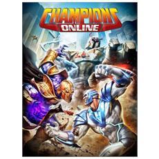 PC - Champions Online