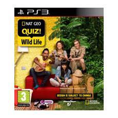 PS3 - Nat Geo Quiz! Wild Life