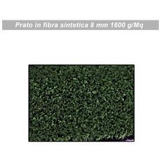 Prato erboso sintetico moquette bordo piscina mt 2x25 verde