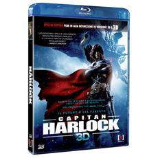 Capitan Harlock (3D) (Blu-Ray 3D+Blu-Ray)