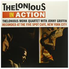 Thelonious Monk - Thelonius In Action 180 gr