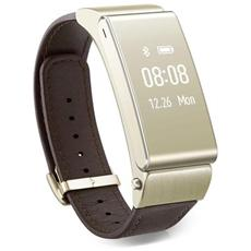 TalkBand B2 Gold Bluetooth Android / iOS 7.0 Cinturino in pelle - Europa