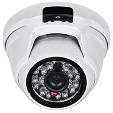 Telecamera Ip 2.0mpx Dome 3.6mm Smd - Lite Version