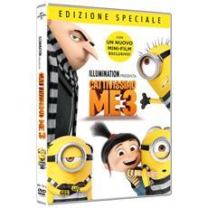 DVD CATTIVISSIMO ME 3