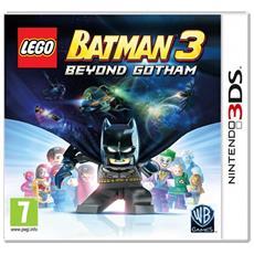Lego Batman 3 Beyond Gotham 3DS Game