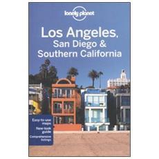 Los Angeles, San Diego & Southern California. Ediz. inglese