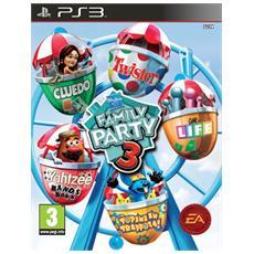 PS3 - Hasbro Family Party 3