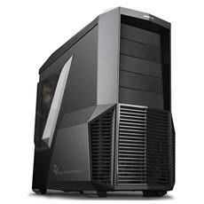 Case PC Z11 Plus Middle Tower ATX / Micro-ATX 2 Porte USB 3.0 Colore Nero (Finestrato)