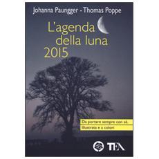 L'agenda della luna 2015