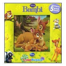 Il Mio Primo Libro Puzzle Bambi