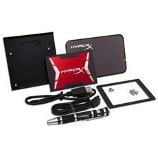 KINGSTON - SSD 240 GB Serie HyperX Savage Interfaccia Sata...