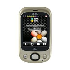 """Egg Oro Dual Sim Display 2.4"""" +Slot MicroSD Bluetooth Mp3 Fotocamera 0.3Mpx"""