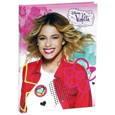 Diario Scuola Violetta 12 Mesi Formato Pocket