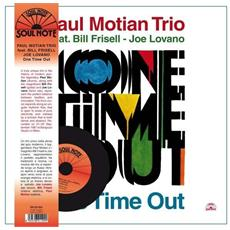 Paul Motian Trio - One Time Out (Lp+Cd)