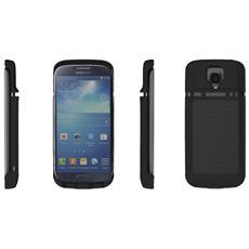 Power Pack, Nero, Telefono cellulare, Samsung Galaxy S4, Ioni di Litio, 3000 mAh, Solare, USB