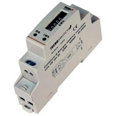 Contatore Di Energia Monofase 1 M. Din - Ce101di