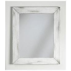 Specchiera In Legno 90x3x111h