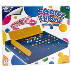 Gioco Codice Enigma +4 Cf1