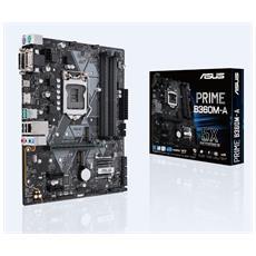 Scheda Prime B360M-A Socket LGA1151 Chipset B360 mATX