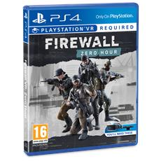 SONY - PS4 - Firewall Zero Hour (Richiede PS VR) - Day...