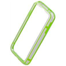 13840 Custodia con bordo Verde custodia per cellulare