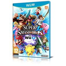 NINTENDO - WiiU - Super Smash Bros.