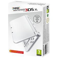 Console New 3DS XL Bianco Perla