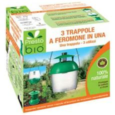 Trappola A Feromoni 3 Utilizzi 8005