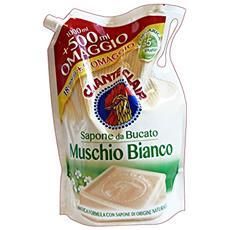 Bucato Sacco Muschio Bianco 1500 Ml. Detergenti Casa