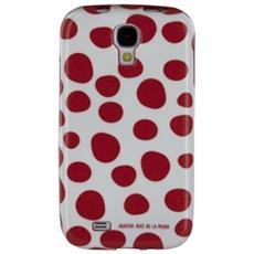 AGCT001 Cover Rosso, Bianco custodia per cellulare