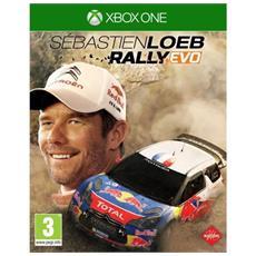 Sebastien Loeb Rally Evo, Xbox One, Xbox One, Corse, Milestone, E (tutti), Inglese, Basico