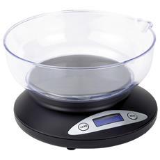KW-2430 Bilancia da cucina Capacità massima 2 kg Ciotola graduata