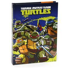 Diario Scuola Turtles 10 mesi Formato Standard Modelli Assortiti