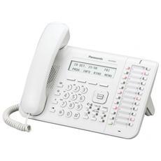 KX-DT543 Bianco telefono digitale