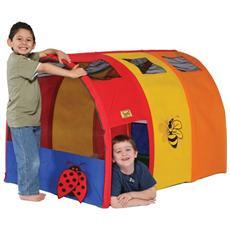 Tenda casetta special edition bug house interno giocattolo gioco bimbi plastica