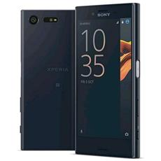 """Xperia X Compact Nero 32 GB 4G / LTE Display 4.6"""" HD Slot Micro SD Fotocamera 23 Mpx Android Europa"""