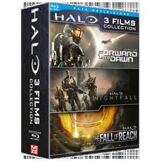 Halo - Forward Unto Dawn / Nightfall / The Fall Of Reach (3 Blu-Ray)