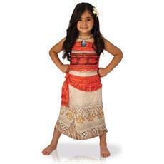 Costume Di Oceania Di Lusso Per Bambina 5 A 6 Anni