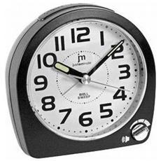 Quarzo, Snooze, Movimento Continuo, 90 X 40 X 90 Mm, Nero - Ja-7034n