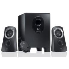 Z313, 50W, 48 - 20000 Hz, 2.1, 220 x 228 x 150 mm, 81 x 146 x 89 mm