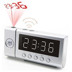 """FUR6100SI, Orologio, FM, LED, 3,05 cm (1.2"""") , 19,4 cm, 7,3 cm"""