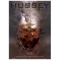 Wayne Hussey - Songs Of Candlelight And Razorblades Live (Cd+2 Dvd)