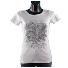 T-shirt Donna Stampa Bianco M