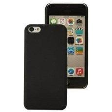 Cover posteriore in TPU per Apple iPhone 5C, nero